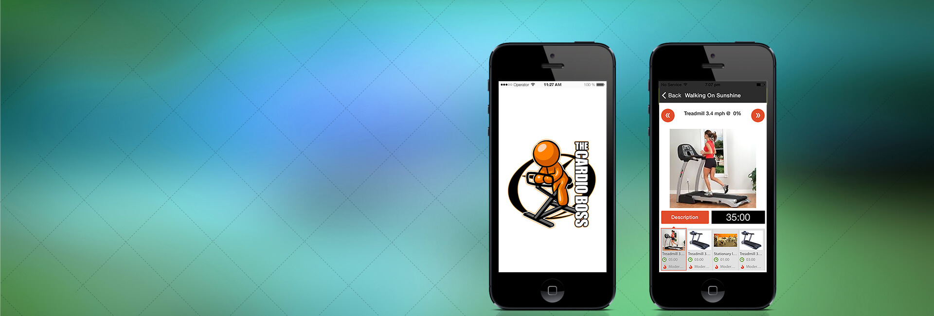 Fitness App development for Android and IOS